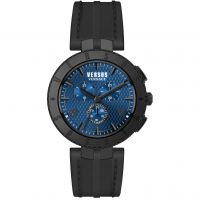 homme Versus Versace Logo Chrono Chronograph Watch S76120017