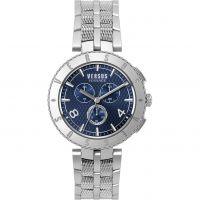 homme Versus Versace Logo Chrono Chronograph Watch S76130017