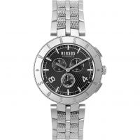 Herren Versus Versace Logo Chrono Chronograf Uhren