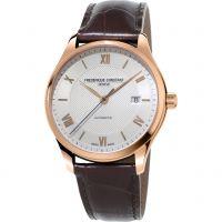 Herren Frederique Constant klassisch Index Automatik Uhren