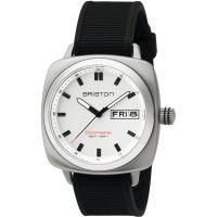 unisexe Briston Clubmaster Sport Steel Watch 16342.S.SP.2.RB