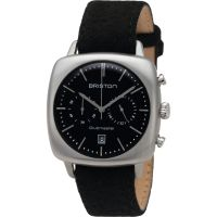 Unisex Briston Clubmaster Vintage Steel Chronograph Watch 16140.S.V.1.LFB