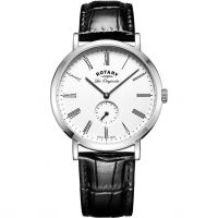 Mens Rotary Swiss Made Windsor Small Second Watch