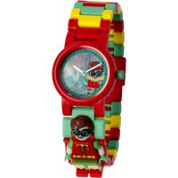 Kinder LEGO Batman Movie Robin minifigure link Watch 8020868