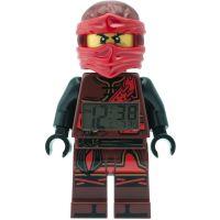 Kinder LEGO Ninjago Zeit Twins Kai Minifigure Wecker Uhr
