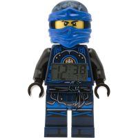 Kinder LEGO Ninjago Zeit Twins Jay Minifigure Wecker Uhr