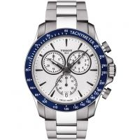 homme Tissot V8 Chronograph Watch T1064171103100