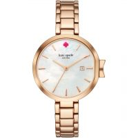 Kate Spade New York Park Row Dameshorloge Rose KSW1323