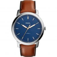 Mens Fossil The Minimalist Watch