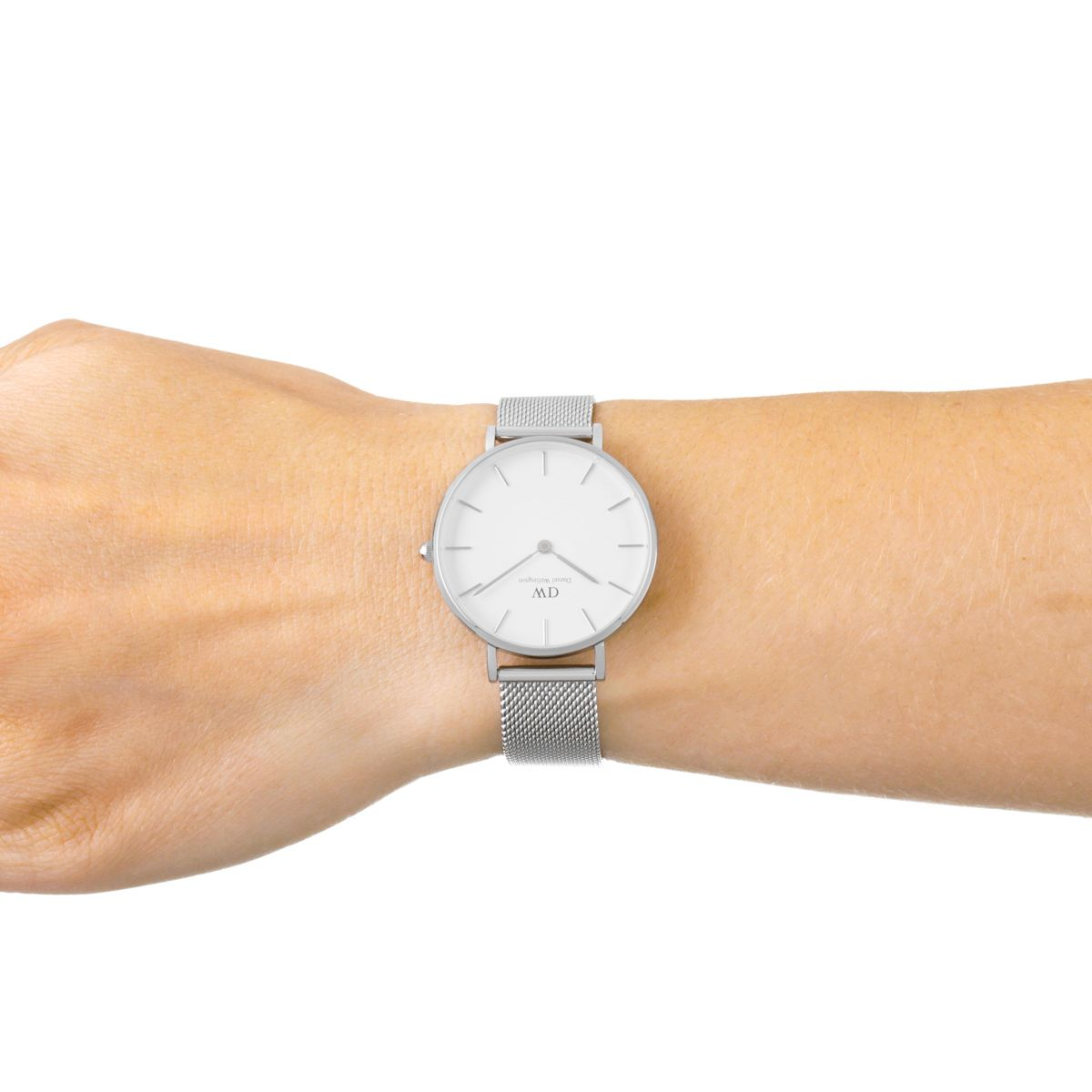 Daniel wellington classic petite sterling orologio da for The sterling