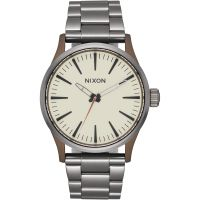 Mens Nixon The Sentry 38 SS Watch
