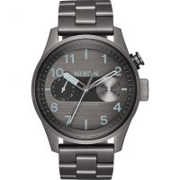 Mens Nixon The Safari Deluxe Watch