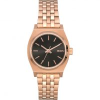 Nixon The Small Time Teller Damklocka Rosa A399-2598