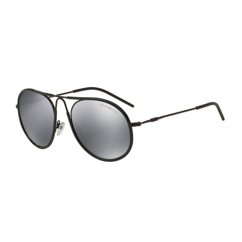 Mens Emporio Armani EA2034 Sunglasses EA2034-30146G-54
