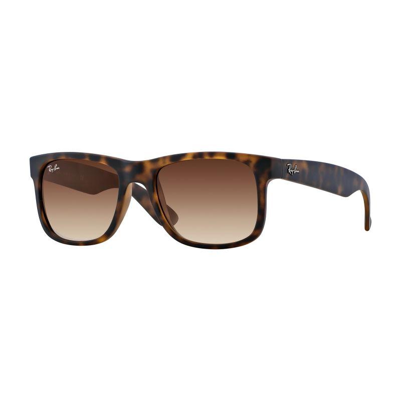 Mens Ray-Ban Justin Classic Sunglasses RB4165-710/13-55