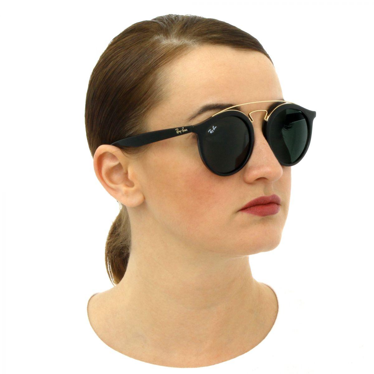 7b1eb9f688e Ray-Ban RB4256 Gatsby I Sunglasses RB4256-601 71-49 - WATCH