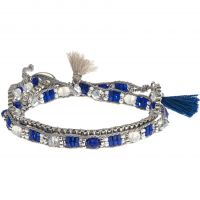 Ladies Lonna And Lilly Silver Plated Bracelet 60460857-276