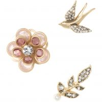 Lonna And Lilly Earrings and Brooch Set JEWEL