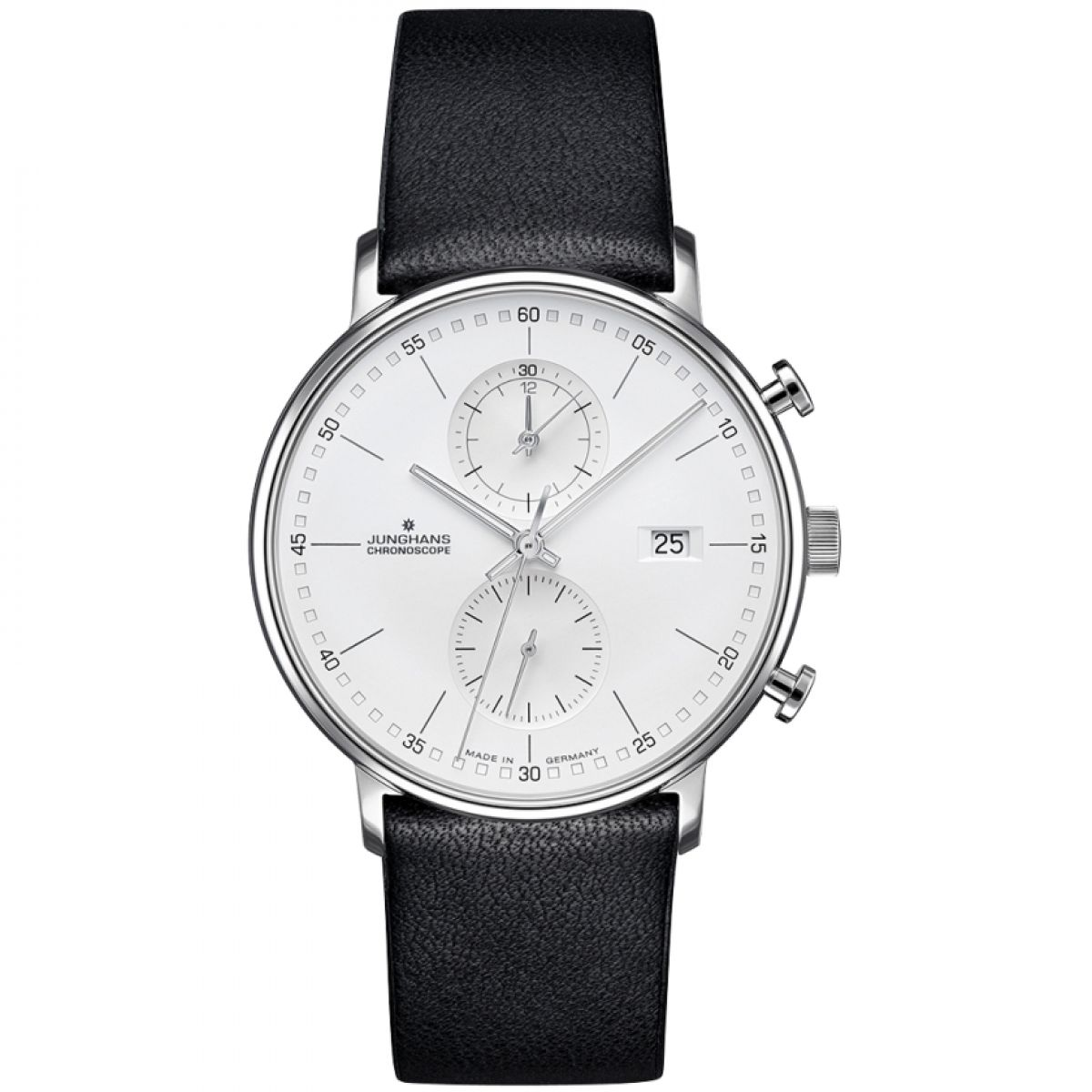 Herren Junghans FORM C Chronoscope Chronograf Uhren (041