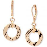 Anne Klein Jewellery Hoop Earrings JEWEL