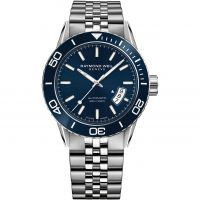 Mens Raymond Weil Freelancer Diver Automatic Watch