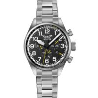Herren Aviator Airacobra P45 Chronograph Watch V.2.25.0.169.5