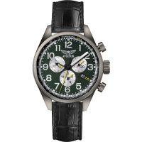 Herren Aviator Airacobra P45 Chronograph Watch V.2.25.7.171.4