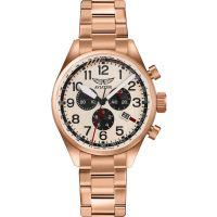 Herren Aviator Airacobra Chronograph Watch V.2.25.2.173.5