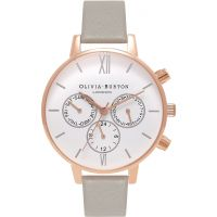 Damen Olivia Burton Chrono Detail Watch OB16CG91