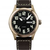 Ball Engineer III Bronze Herrklocka Svart NM2186C-L3J-BK