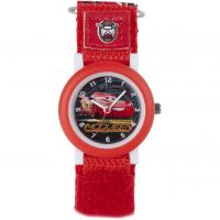 Childrens Character Disney Cars 3 Lightning McQueen Watch