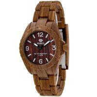 Damen Marea Wood Look Uhren