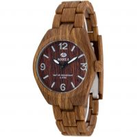 Unisex Marea Wood Look Watch