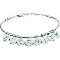 Ladies Calvin Klein Stainless Steel Note Bracelet Eternity KJ6MMB000200