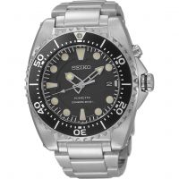 Mens Seiko Prospex Divers Kinetic Watch