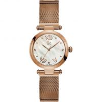 Damen Gc Pure Chic Watch Y31002L1