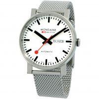 Herren Mondaine Automatik Uhren