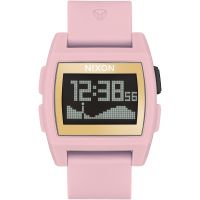 Ladies Nixon The Base Tide Chronograph Watch