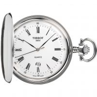 Tissot Savonette Full Hunter Pocket Watch
