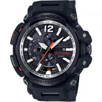 Hommes Casio G-Shock Gravitymaster Bluetooth GPS Alarme Chronographe Montre
