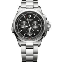 Victorinox Swiss Army Night Vision Herrkronograf Silver 241780