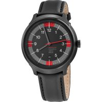 Herren Mondaine Helvetica Bold Spiekermann Edition Uhren