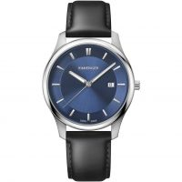Herren Wenger City Classic Watch 011441118