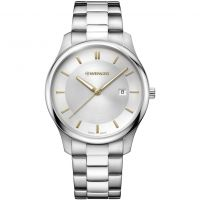 Herren Wenger City Classic Watch 011441105