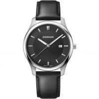 Herren Wenger City Classic Watch 011441101