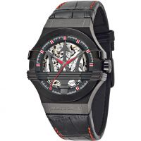 Mens Maserati Potenza Automatic Watch