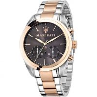 Mens Maserati Traguardo Watch R8873612003
