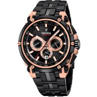 homme Festina Chronobike 2017 Special Edition Chronograph Watch F20329/1