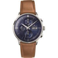 Herren Junghans Meister Chronoscope Chronograf Uhren