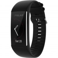 Polar A370 Bluetooth GPS HR Activity Tracker Unisexchronograaf Zwart 90064882
